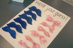 Baby shower ideas. Wear your guess.