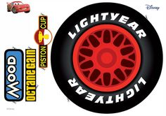 Disney Cars Crafts - Want fun crafts that double as decorations and games? These paper plate hubcaps are perfect for a Cars birthday party activity and are fun and easy to make in just minutes. Disney Cars Party, Disney Cars Birthday, Cars Birthday Parties, Birthday Party Decorations, 4th Birthday, Best Cars For Teens, Pink Car Accessories, Lightning Mcqueen, Cute Cars