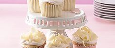 Dress up ordinary cupcakes with an assortment of eye-catching decorations.