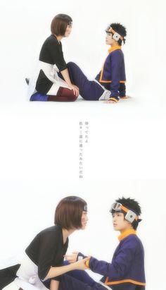 待ってたよ (うちはオビト, , Uchiha Obito) Тоби (トビ, Тоби)