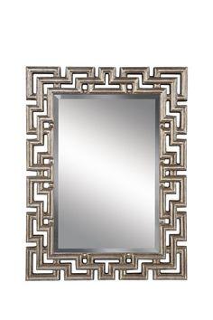 Glamour House Lifestyle  Greek Key Mirror  $213.00  $552.00  61% off