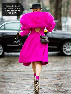 Statement. Magenta, Couleur Fuchsia, Pink Purple, Color Rosa, Pink Color, Colour, Pink Love, Pretty In Pink, Fashion Mode