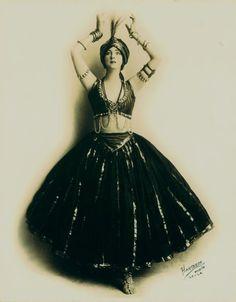 Ruth St Denis danse