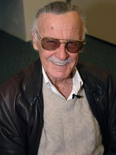 Stan Lee drops in for another cameo in Ant-Man