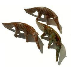 Tamanduá - escultura