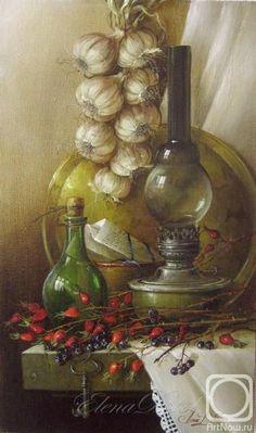Коллекция картинок: Художница Елена Добель. Натюрморты