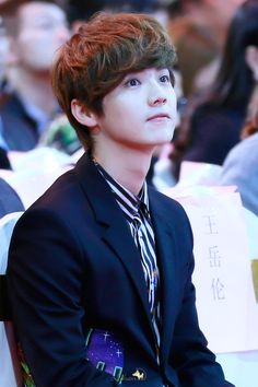 LuHan why you're so cute? ♥¤♥