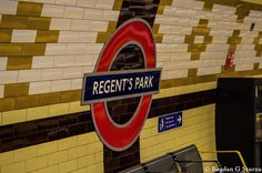 London, Regent's Park - http://lightorialist.com/london-regents-park/