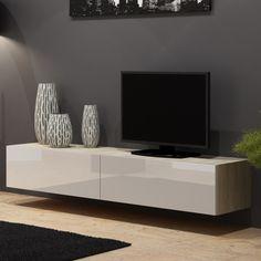 Έπιπλο τηλεόρασης με μίνιμαλ γραμμή που ταιριάζει σε όλους τους τύπους καθιστικών επιλέξτε ανάμεσα σε εννιά μοναδικούς χρωματισμούς