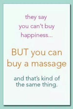 Some wise words for your wednesday have you scheduled a massage massagehappiness stress does not go away it accumulates makes massage therapy a regular part of your personal health plan colourmoves