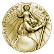 "Christopher Award, won by This Star Shall Abide for ""affirmation of the highest values of the human spirit."""
