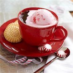 Creamy Peppermint Coffee