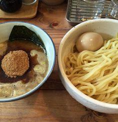 Today's lunch. 兼虎でつけ麺です やっぱりおいしい  #instafood #food #foodporn #foodstagram #lunch #ramen #fukuoka #ランチ #福岡 #ラーメン #つけ麺 #中盛り無料 by takatoshi0622