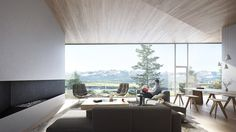 Carraig Ridge, Banff, Canada | Saunders Architecture