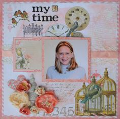 My Time -Bo Bunny - The Avenues Collection