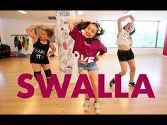 SWALLA - Jason Derulo   Choreography Lydia Martorell - Little Beat Kids/Junior Class - YouTube