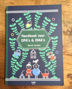 Welke boeken waren de moeite waard afgelopen maand? Nou deze dus! We lichten Fantastic Books uit, waaronder het Handboek voor opa's en oma's!
