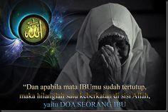 Doa Untuk Ibu....