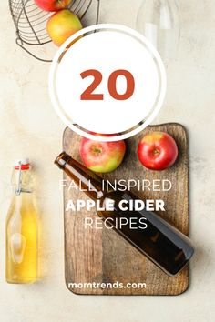 Creative ways to use up the rest of that apple cider in recipes that range from cocktails to dessert. Fall Recipes, Drink Recipes, Yummy Recipes, Yummy Food, Healthy Family Meals, Kids Meals, Spiced Apple Cider, Ground Beef Recipes, Budget Meals