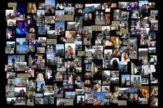 Collage of the week 3/8/2012! If this collage gets 100 re-pins, everyone will receive a $15 gift code for Scrapwalls.com!