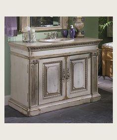 Habersham  Classical Vanity