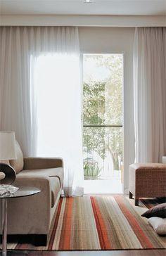 11 soluções para espaços de medidas enxutas - Casa PORTA CORTINA