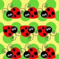 Waterproof Ladybird PUL Nappy Cut - Nappies/Wraps?