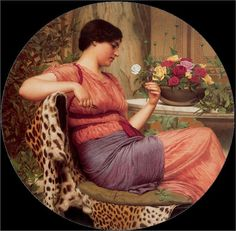 john_william_godward_080_il_tempo_delle_rose_1916