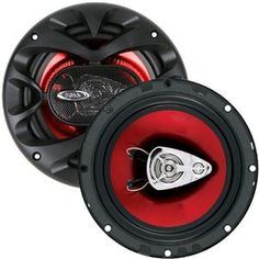 Boss Audio Systems CH6530 Chaos Series 6.5-Inch 3-Way Speaker- affiliate link