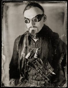 Ambrotype  #Dark #Goth #Steampunk