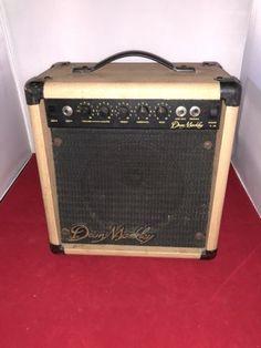 # Dean Markley K-20 Guitar Amplifier Vintage Guitar Amp. please retweet