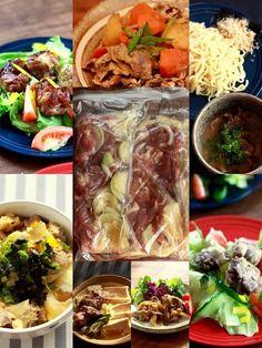 何かと慌ただしい平日、食事の支度もなるべく早く済ませたい!そんな方のために、休日に完成の一歩手前まで下ごしらえして冷凍保存しておく「味付け冷凍」のレシピをご紹介します。