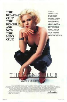 The Men's Club Movie Poster