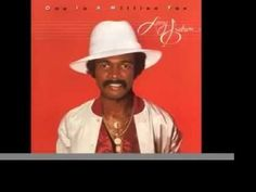 "Larry Graham - One In A Million You... "" one day the sun came shinning through  and oh what a revelation to see someone was saying I love you to me ..."""