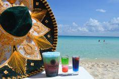 """The """"Tres Amigos"""" ... a very mexican beach!"""