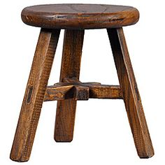 @Overstock - This miniature-sized stool is sure to grab the attention of both kids and adults alike. This cute, little, three-legged stool is perfect as a spare seat for children or as a decorative stand for anything you can think of.http://www.overstock.com/Home-Garden/Vintage-Chinese-style-Round-Kids-Stool/5822434/product.html?CID=214117 $33.99