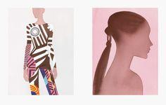 Art + Commerce - Artists - Illustrator - Mats Gustafson - Dior by Mats Gustafson