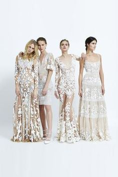 Zuhair Murad Spring 2015 Ready-to-Wear Fashion Show: Complete Collection - Style.com