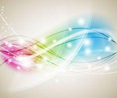 vector background livre abstrato colorido Vetor grátis