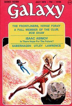 Galaxy Science Fiction No 209  (Jul 1974)