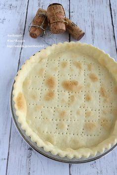 オリーブオイルでお手軽キッシュ生地 by 築山紀子   レシピサイト「Nadia   ナディア」プロの料理を無料で検索