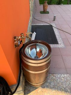 Untitled Barrel, This Is Us, Home Appliances, Italy, House Appliances, Italia, Barrel Roll, Barrels, Appliances