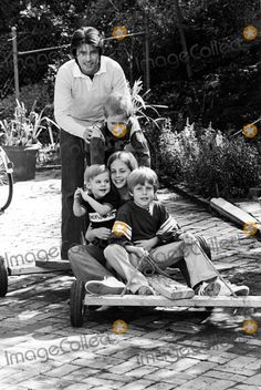 Image detail for -Photo - Ricky Nelson with Wife Kristin and Children Gunnar, Sam, Tracy ...