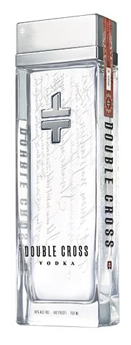Select Double Cross Vodka for the vodka lover on your list, and we'll engrave a free personal message on the bottle. Double Cross Vodka: $33.99