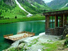 Natural scenery gilgit Pakistan