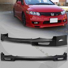 For 2009-2011 Honda Civic Sedan 4 DR Polyurethane Front Lower Bumper Spoiler Lip http://ift.tt/1M28FvI