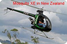 Mosquito: Your own helicopter for under US$20,000