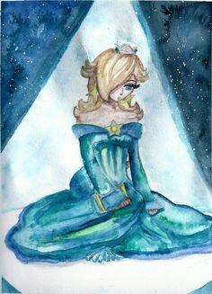 Rosalina's Story by HeavenlyHero