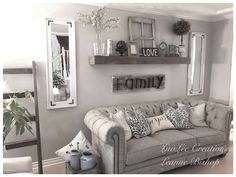 ideas for decorating a large wall in living room modern sofa how to decorate favorites pinterest decor french farmhouse best of country kitchen video and s