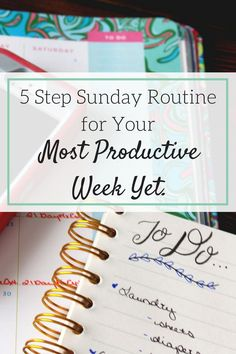 Increase your productivity during the week with these easy tips to help you get…